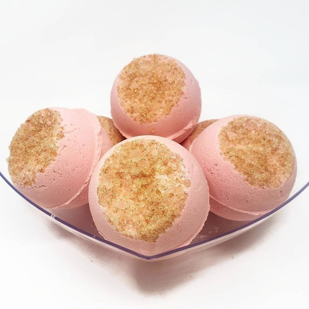 Jumbo Bath Bomb - Love Spell Type