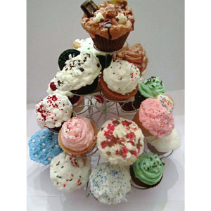 Dozen Scented Cupcake Candles - Mix and Match