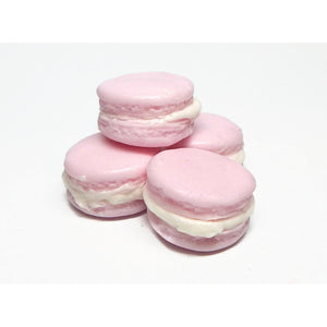 Mini French Macaron Soaps - Four Piece Set - Choose Your Flavor