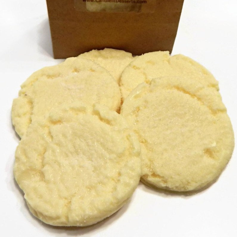 Sugar Cookie Shaped Soaps
