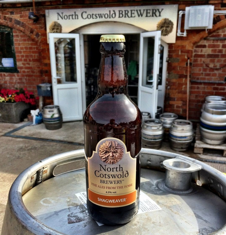 Shagweaver North Cotswolds Brewery Beer of the month
