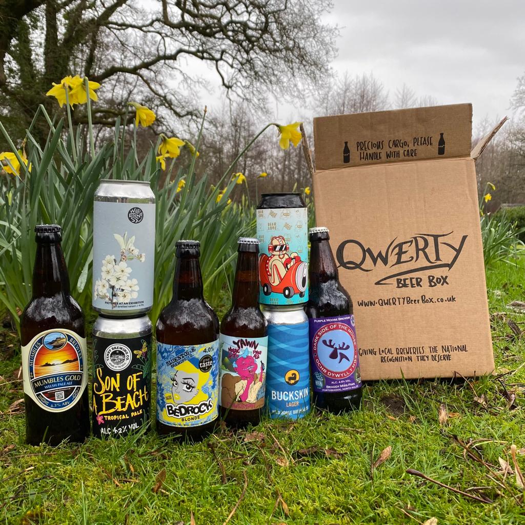Best of Wales Craft Beer Selection