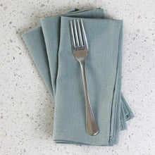 Load image into Gallery viewer, ORGANIC COTTON + HEMP CLOTH NAPKINS