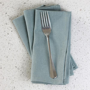 ORGANIC COTTON + HEMP CLOTH NAPKINS