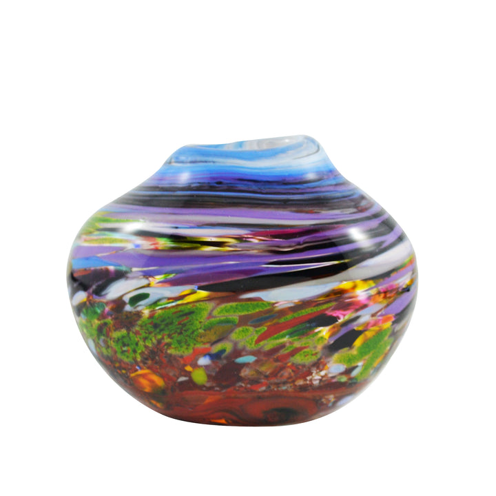 Gerry Reilly Glass Vase