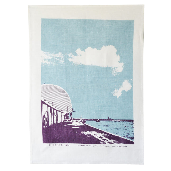 Tea Towel Maritime Museum
