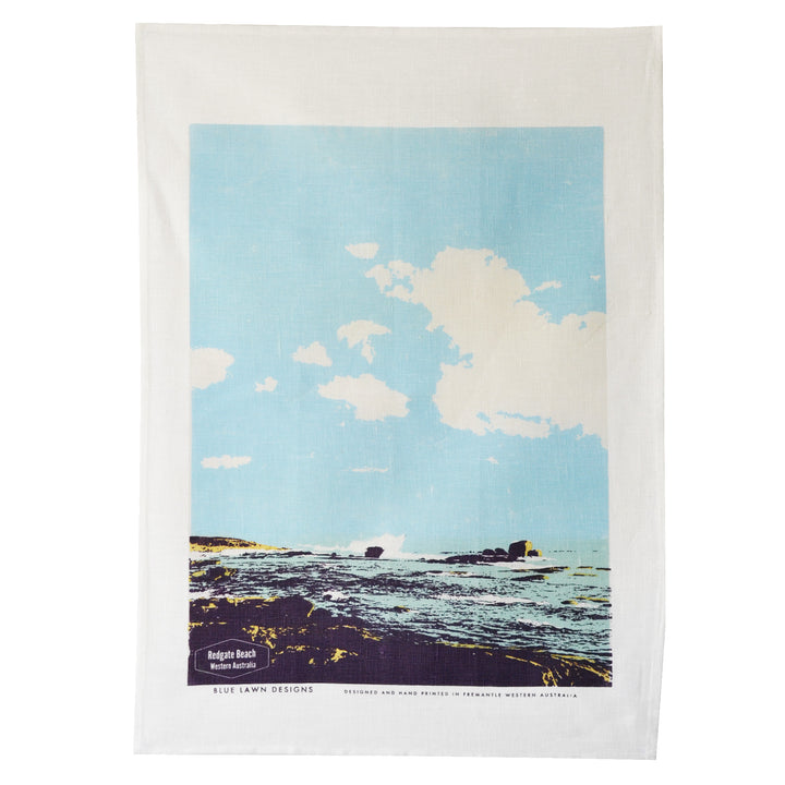 Tea Towel Redgate Beach