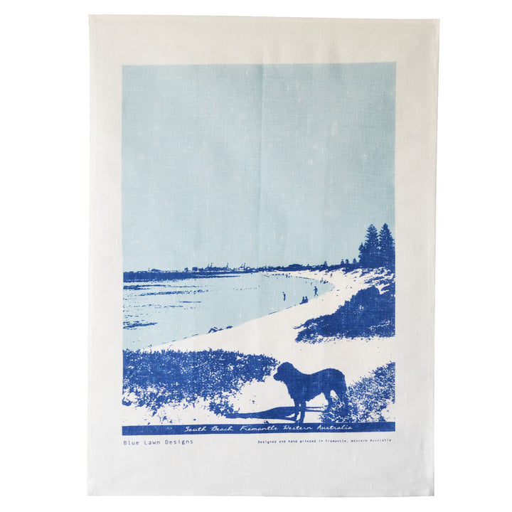 Tea Towel South Beach