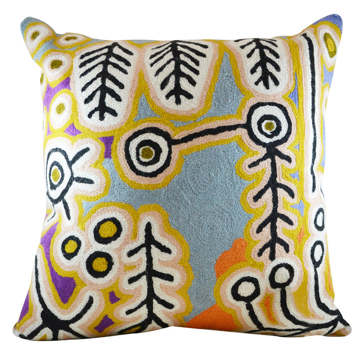 Blue Cushion Cover 40cm Paddy Stewart