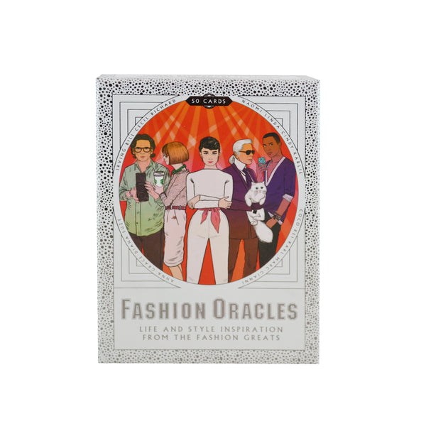 FASHION ORACLES : Life and Style Inspiration from the Fashion Greats