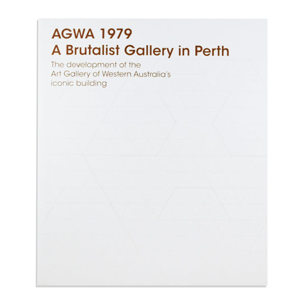 AGWA 1979: A Brutalist Gallery in Perth