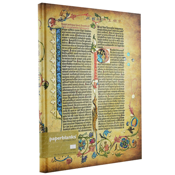 Parabole, Gutenburg Bible, Grande, UNLINED
