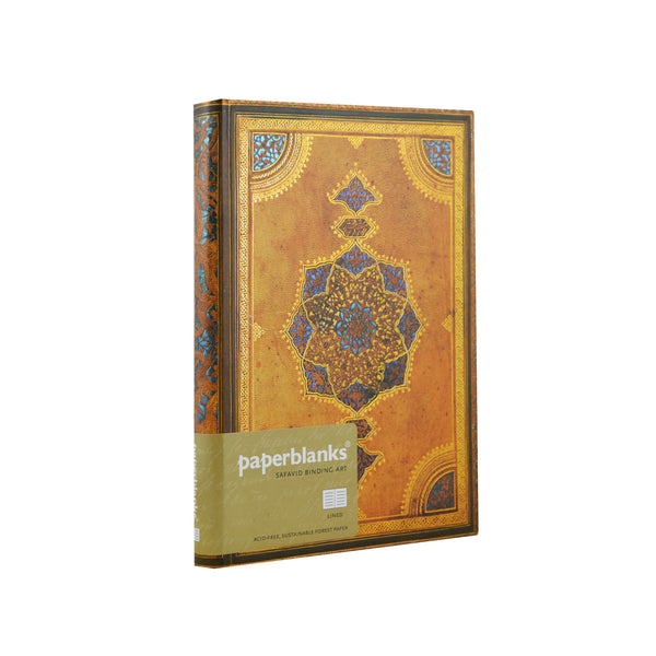 Safavid, Binding Art, Midi, LINED
