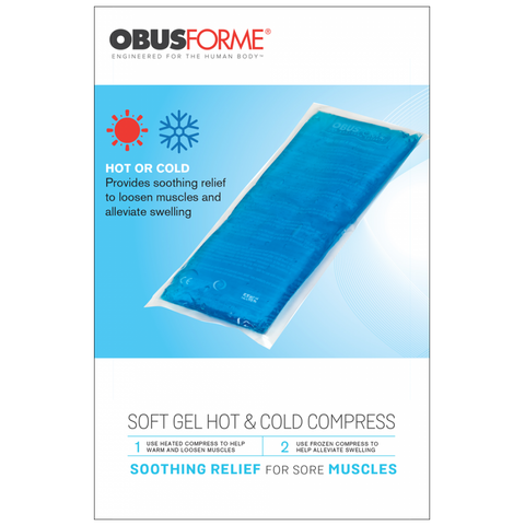 Soft Gel Hot & Cold Compress