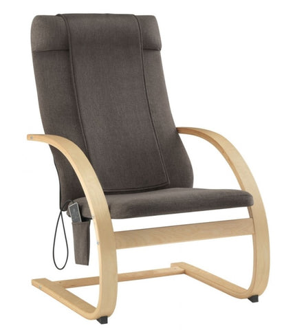 3D Shiatsu Massaging Lounger