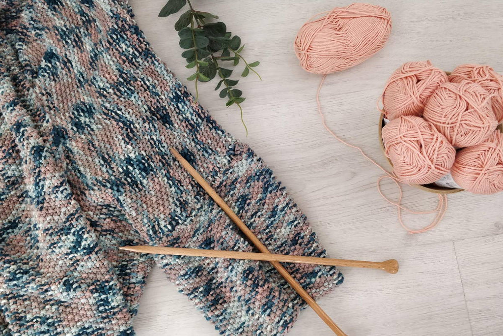 How to care for your cotton and linen knits or crochet items