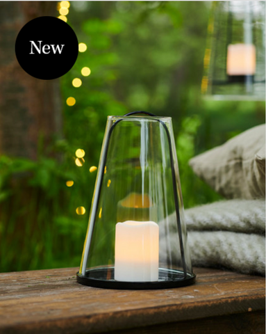 Sirius Albert Table Lantern H20cm