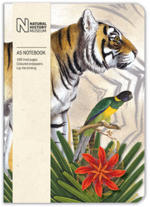 Bengal Tiger A5 Notebook