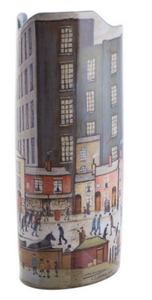Lowry Coming from the Mill Vase