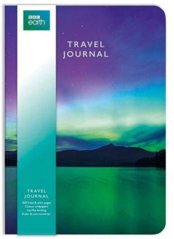 Northern Lights Travel Journal