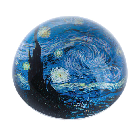 Van Gogh - Starry Night Paperweight