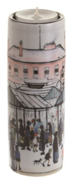 Lowry Tealight - Coming From the Mill