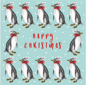 Happy Xmas Penguins
