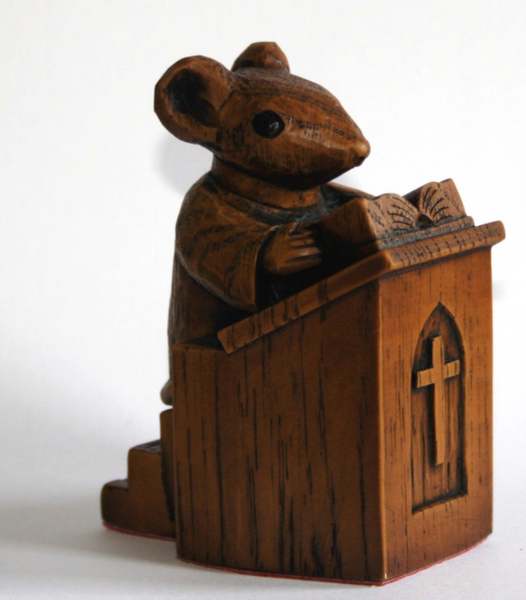 Pulpit - Church Mice