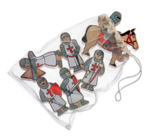 Red Knights - Bag of 6