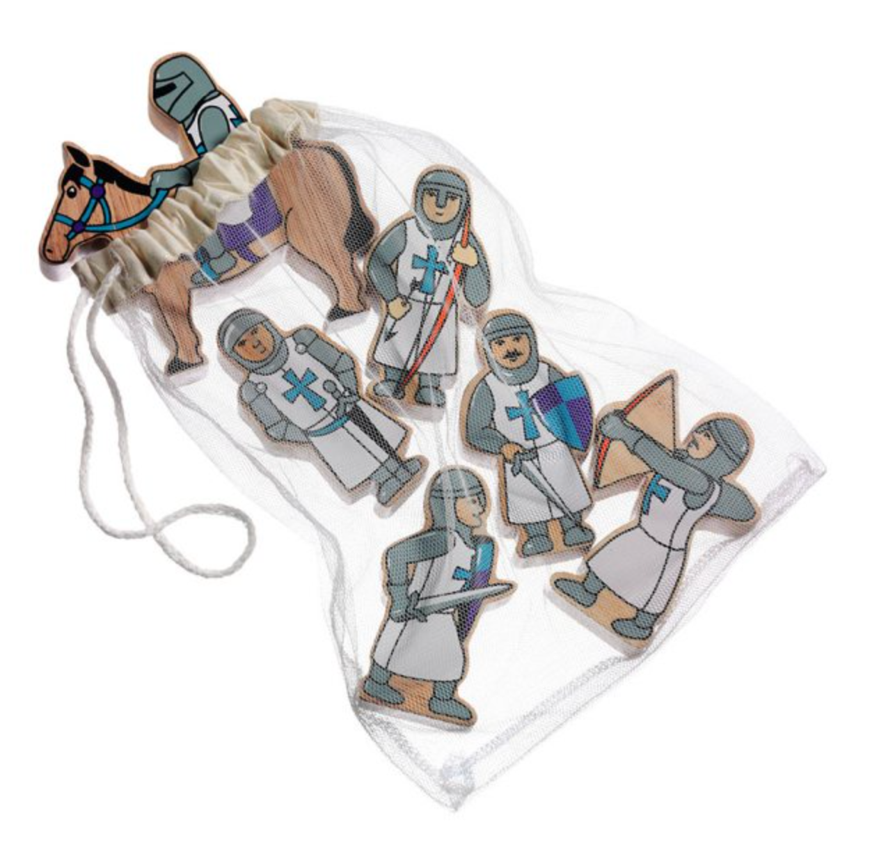 Blue Knights - Bag of 6