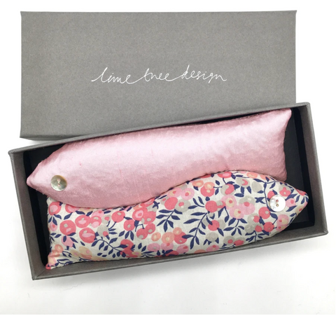 Box of 2 Lavender Fish - Ballet Shoes