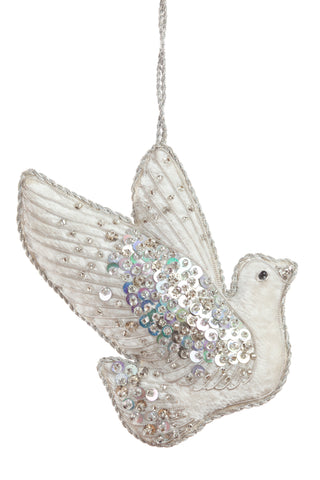 Silver Jewel Dove