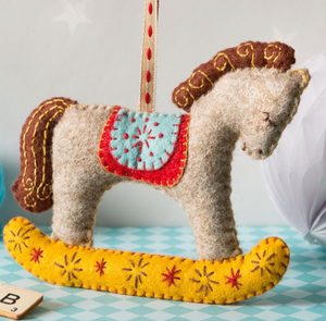 Rocking Horses Felt Craft Kit