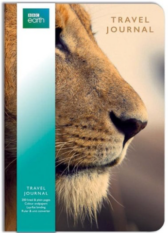 Lion Travel Journal