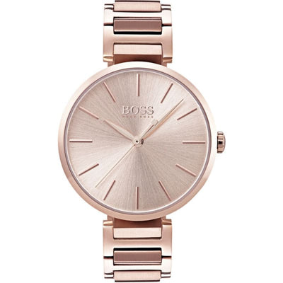 Hugo Boss Allusion Rose Gold Dial 1502418