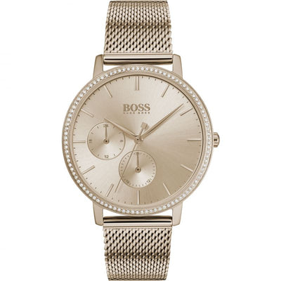 Hugo Boss Infinity Carnation Gold Mesh 1502519