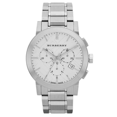 Brand: Burberry Series: The City Model: BU9350 Gender: Men's Movement: Quartz Water Resistance: 50 meters / 165 feet Features: Stainless Steel