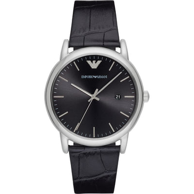 Emporio Armani Luigi Black Dial Watch AR2500