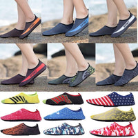 Summer Breathable Shoes Covers Skin Shoes Comfortable Driving Wear Walking Cases Men Women Beach Slippers Sports Socks GYM Shoes