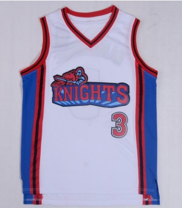 Basketball clothing movie section 3 red white jersey embroidery mesh vest ball training suit