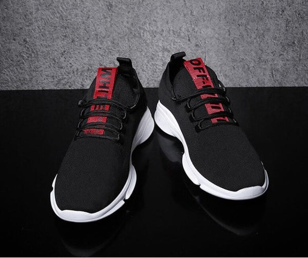 Men and Women Sneakers Outdoor Walking Lace up Breathable Mesh Super Light Jogging Sports Running Shoes