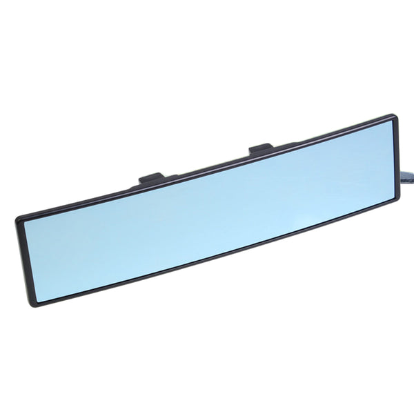 Car blue rearview mirror
