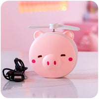 Piglet makeup mirror fill light