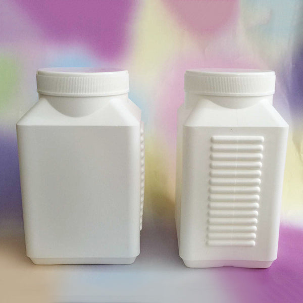 Plastic Storage Bottle For Healthy Care Products Logo Customization