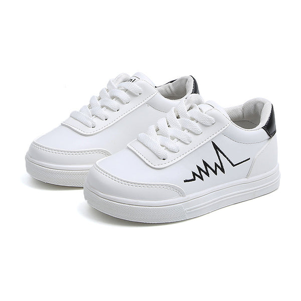 Sports shoes white shoes