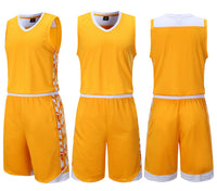 Air speed dry genuine basketball suit, men and women basketball uniforms, group custom basketball jerseys wholesale