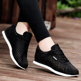 Tenis Feminino Light Soft Sport Shoes Women Tennis Shoes Female Stability Walking Sneakers