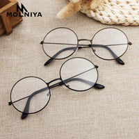 2020 round eyeglasses glasses frame men/women clear fake glasses eyeglass round eye glasses frames for women/men
