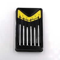 COLOUR_MAX 6Pcs  Multifunction Small Screwdriver Set With Slotted Phillips Bits For Watch Glasses Screw Driver Repair Tools