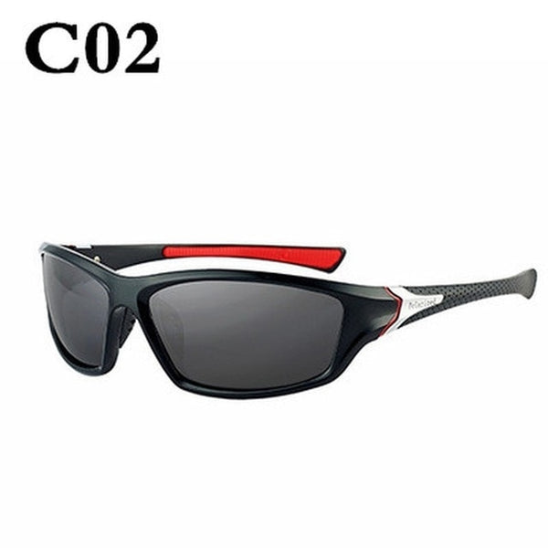 Fashion Driving Polarized UV400 Sunglasses Male Riding Cycling Fishing Shades Glasses Vintage Sport Travel Classic SunGlasses